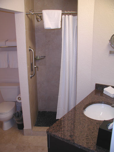 Westin St John Two Bedroom Townhouse master bath