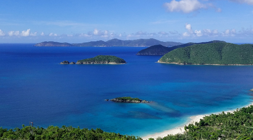 Jost Van Dyke, St John, Virgin Islands