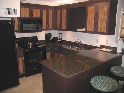 Westin St John Two Bedroom Townhouse Kitchen