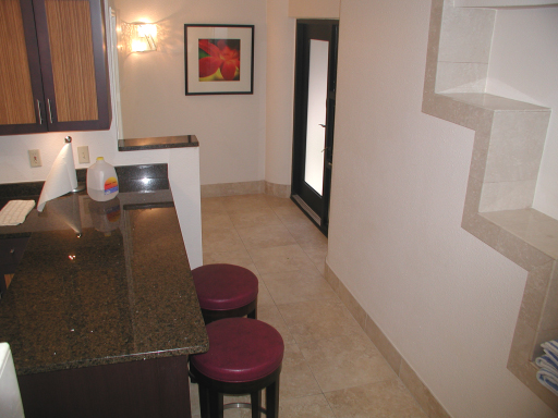 Westin St John Two Bedroom Townhouse kitchen bar