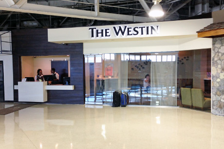 Westin Office at the St Thomas Airport